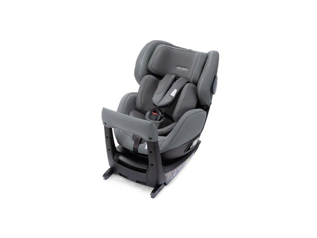 RECARO Salia i-size Prime  2021 Silent Grey