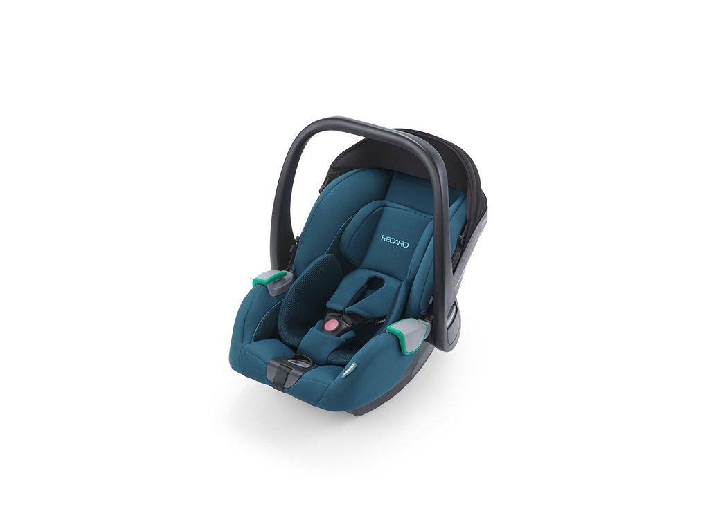 RECARO Avan i-size Select  2021 Teal Green