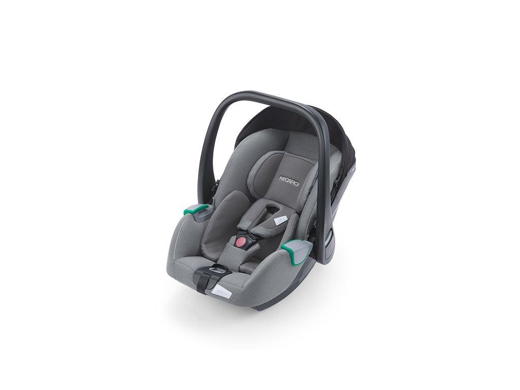 RECARO Avan i-size Prime  2021 Silent Grey