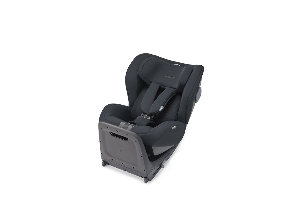 RECARO KIO I-Size + BASE Isofix 2020 Select Night Black