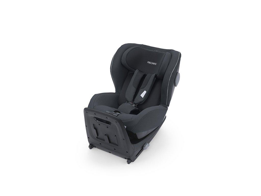 RECARO KIO I-Size + BASE Isofix 2020 Prime Mat Black