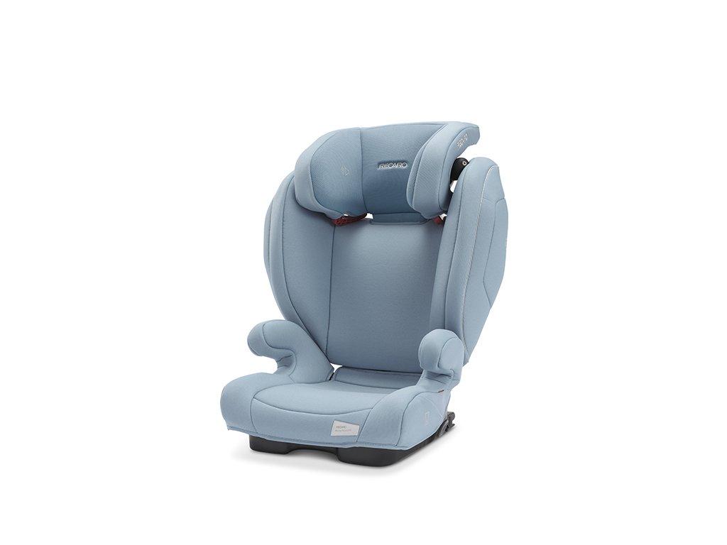 RECARO Monza Nova 2 Seatfix Prime  2021 Frozen Blue