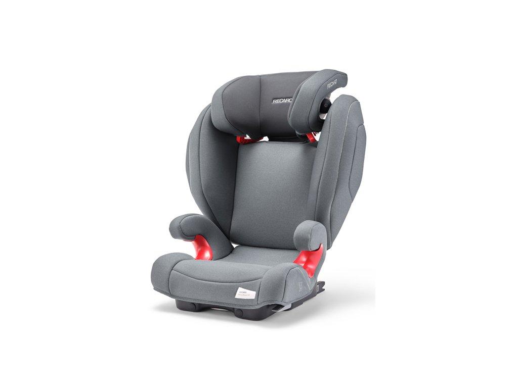 RECARO MONZA NOVA 2 Seatfix 2020 Prime Silent Grey