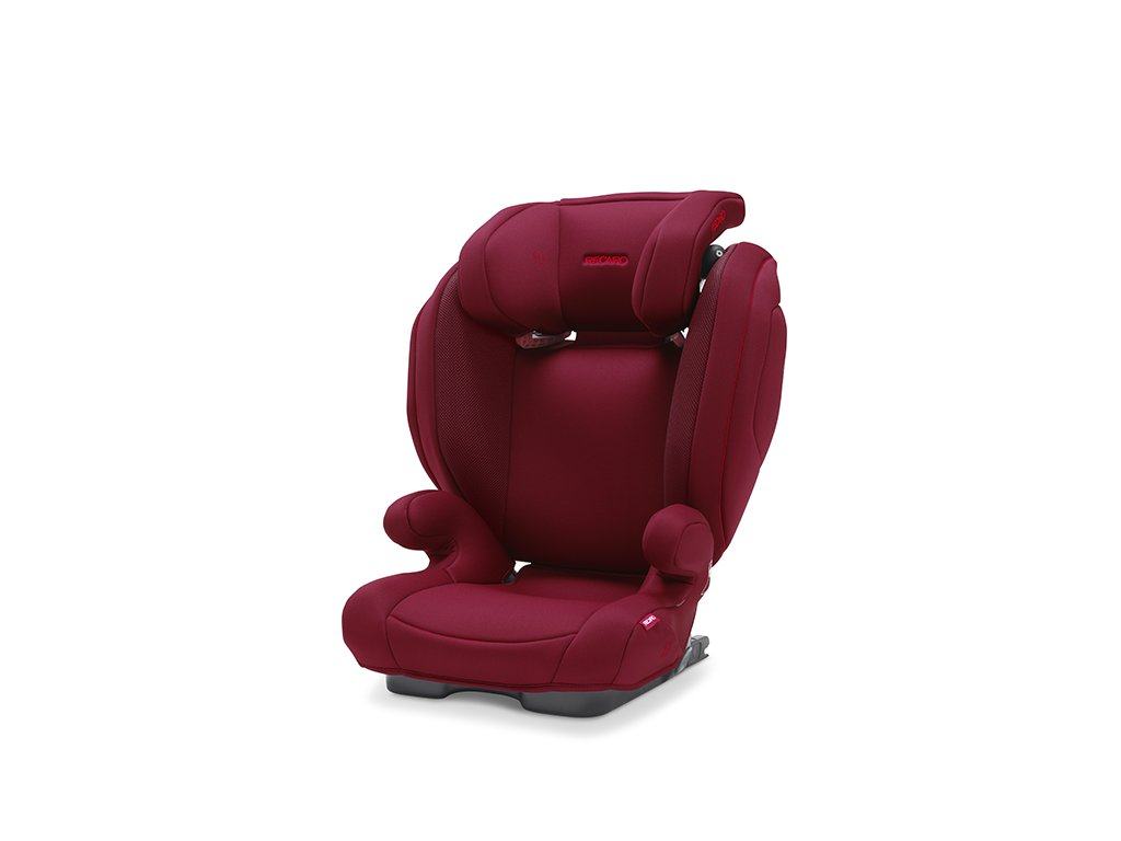 RECARO Monza Nova 2 Seatfix Select 2021 Garnet Red