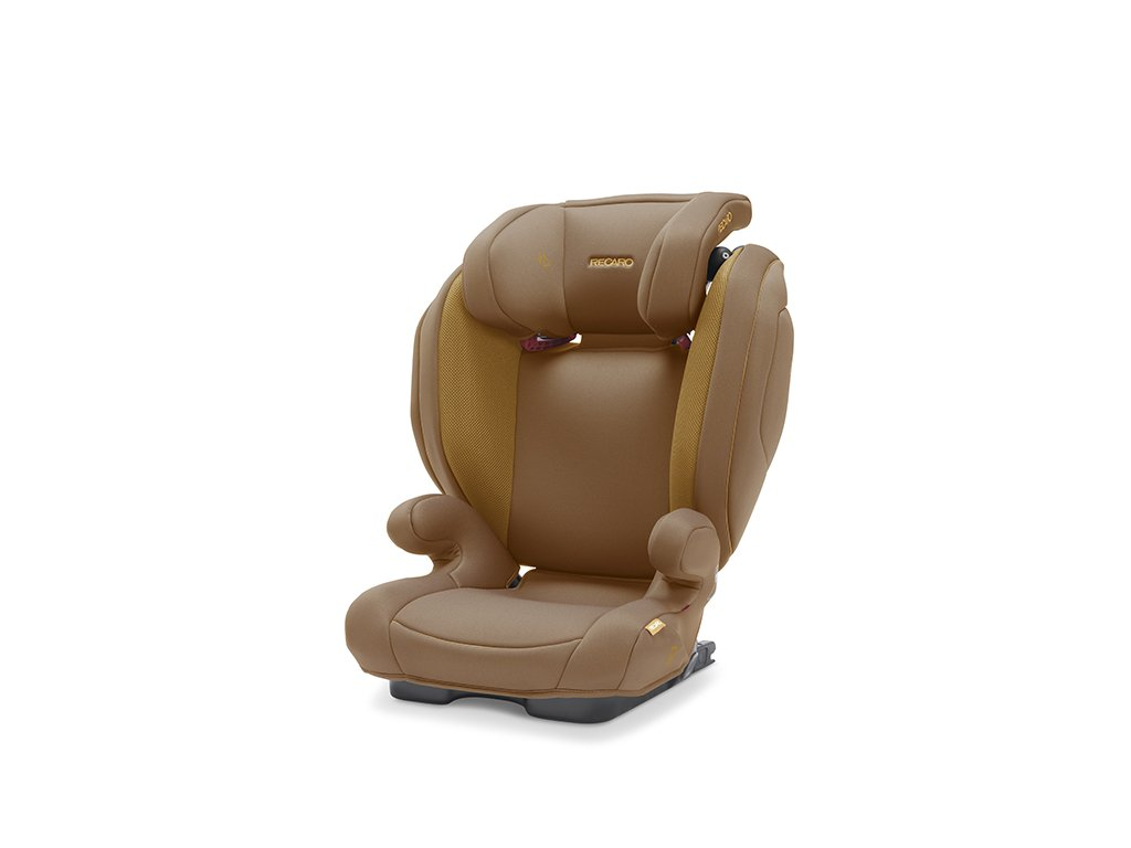 RECARO Monza Nova 2 Seatfix Select 2021 Sweet Curry
