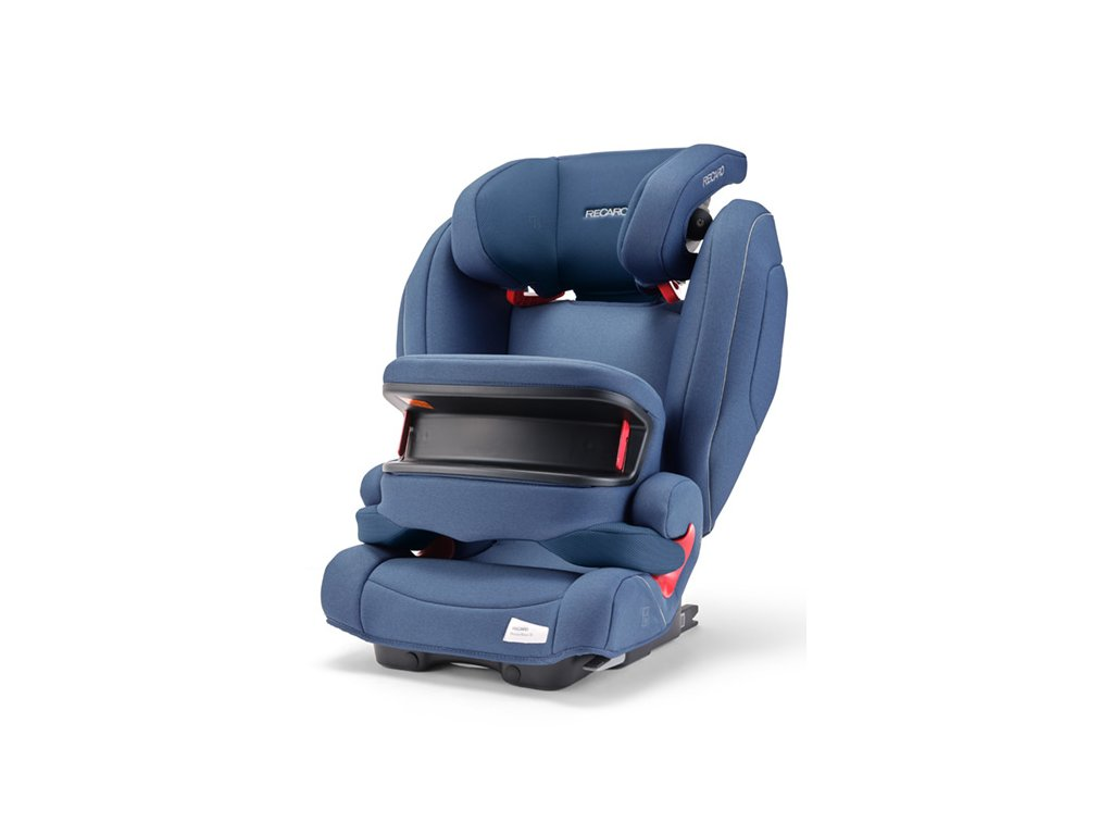 RECARO MONZA NOVA IS 2021 Prime Sky Blue