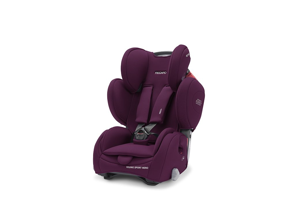 RECARO YOUNG SPORT HERO 2020 Core Carbon Black