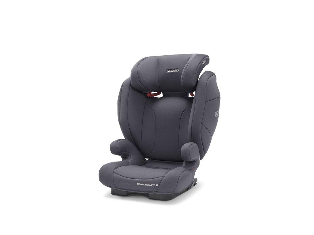 RECARO Monza Nova Evo Seatfix  2021 Simply Grey